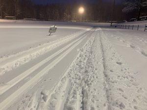 Lamspringer Waldstadion wird zum Wintersportpark